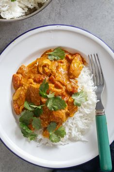 NYT Cooking: This creamy, spiced curry made with tomato and hunks of chicken is a longtime favorite of Indian food lovers. This version is streamlined a bit, making it not-quite-authentic, but truly accessible to anyone with a well-stocked pantry. It's also adapted for those without a grill, so the yogurt-marinated chicken spends a few minutes under the broiler to replicate the blackened, smoky bits. Finall...