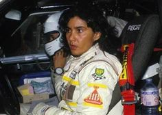 Michele Mouton: What a woman !!