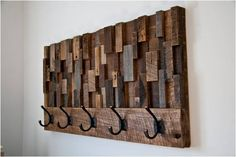 Great texture for a reclaimed wood project