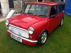 """The Minki . Rover groups idea for a Mini replacement, take a Mini , make it 50mm longer and wider , fit it with a """"K"""" series engine , (hence the name Min k i) , it would have Hydragas suspension , better seating , and a hatchback , details of this car can be found on W.W.W. Austin memories."""
