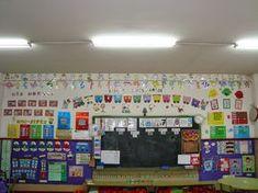 Plastificando ilusiones: Las decoraciones del aula