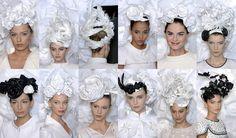 Alta Costura SS 2009: Katsuya Kamo, y su colaboración para Chanel