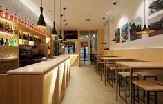 MALANDRINO Caffé Bar  / pura-arquitectura