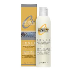 Mineral from the Dead Sea C+ Toner Antioxidant