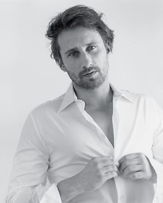 Good Morning, Matthias Schoenaerts - Interactive Feature - T Magazine