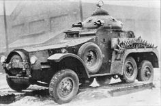Guy-Vickers Armoured Car