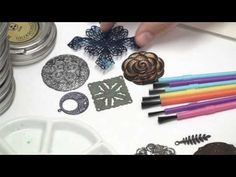 How to Apply Gilders Paste Using a Paint Brush