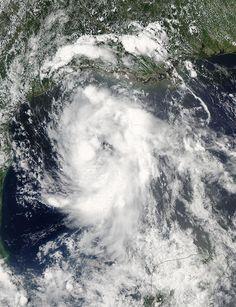 @NASA sees Tropical Storm Bill making landfall in Texas: http://bit.ly/1G1faaQ
