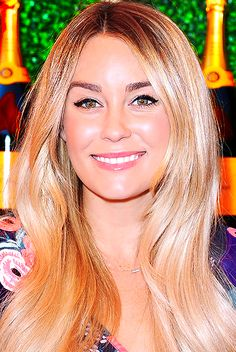 Lauren Conrad in the Sylvie Rose bar necklace by Dana Rebecca Designs | Available at heirlume.co