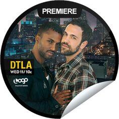 Steffie Doll's DTLA: Lenny & Bryan Sticker | GetGlue