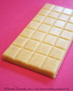 homemade white chocolate