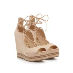 34abfd0cd6b2 Discover the Harriet Lace-Up Wedge and other Wedges by Sam Edelman. Shop  the latest styles in shoes