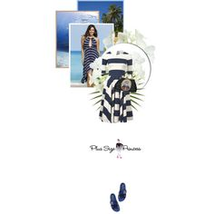 Nautical Style With Plus Size Princess by tomato-juice on Polyvore featuring polyvore, fashion, style, Alexander McQueen, IPANEMA, contestentry and PVCurvyChic
