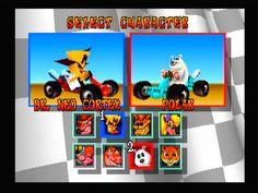 Resultado de imagen para crash team racing
