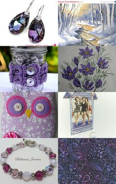 Purple Gifts by Troy on Etsy--Pinned with TreasuryPin.com
