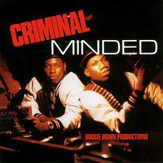 """Boogie Down Production s presenta en 1987 su álbum debut """"Criminal Minded""""  y en m..."""