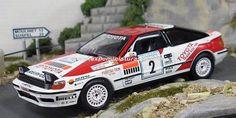 Acropolis Rally of Greece 1990 Toyota Celica GT-Four (ST165) Sainz/Moya 1/43
