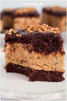Słonecznikowiec - I Love Bake My Favorite Food, Favorite Recipes, Polish Recipes, Food Goals, Homemade Cakes, Baking Tips, Afternoon Tea, Sweet Recipes, Deserts