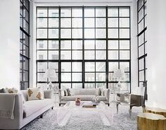 I would have to be forcibly held back from dressing these windows ... desiretoinspire.net - Deborah Berkerevisit