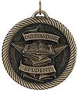 Outstanding Student  Overland Park Awards - Medals