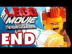 The LEGO Movie Videogame - Gameplay Walkthrough Part 15 - Ending and Final Battle! (Plus Bonus)