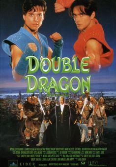 1994. Doble Dragón - Double Dragon