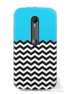 Capa Moto G3 Ondas #1 - SmartCases - Acessórios para celulares e tablets :)