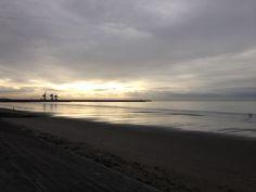 Aberavon Beach, December Morning 2012