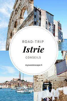 road trip and istrie, croatie – cheap flights I Want To Travel, Travel Set, Travel Packing, Rovinj Croatia, Destinations, Destination Voyage, Croatia Travel, A Whole New World, Cheap Flights