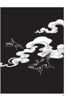 Xxxholic, Art Prompts, Art Japonais, Anime Oc, Art Sketchbook, Japanese Aesthetic, Asian Art, Japanese Art, Art Tutorials