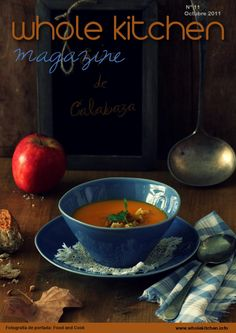 """Pumpkin soup for the mangazine """"Whole Kitchen Magazine"""". Photography Food and Cook. Whole Food Recipes, Soup Recipes, Great Recipes, Chili Recipes, Favorite Recipes, Healthy Recipes, Apple Soup, Pumpkin Soup, Chefs"""