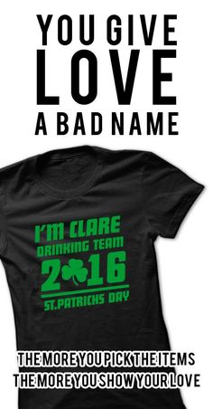 If you are CLARE or loves one. Then this shirt is for you. Cheers !!!