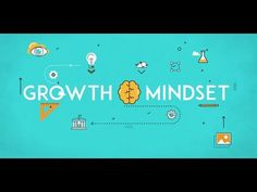Growth Mindset Motivation - YouTube