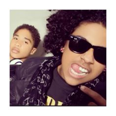 Roc Roc Royal (Mindless Behavior) ❤ liked on Polyvore