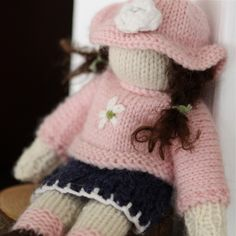Crochet Knit Stitch Waldorf : ... dolls on Pinterest Waldorf dolls, Dolls and Waldorf doll tutorial