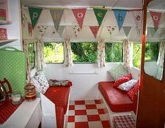 Yay for vintage campers!