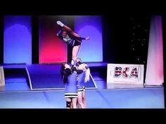 MMU Cheer Elite Group Stunt 2 - BCA Nationals 2014 - YouTube