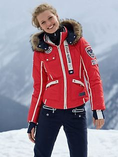 Oh yeah..if I knew how to snow board this is what I would wear.