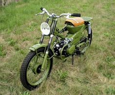 Reader Ride! A Sort Of Combat CT90! | Motorcycle Photo Of The Day