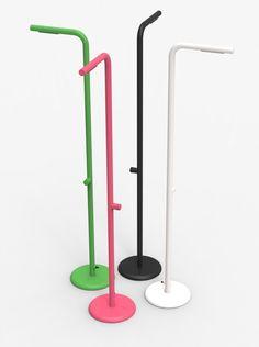 Levantine Outdoor Shower - Design douche van ZEE voor buiten. Aansluiting met gardena koppeling. Douche verkrijgbaar in groen, pink zwart en wit.