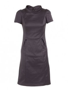 Jackie O dress Navy