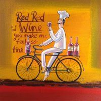 Frans Groenewald - Google Search Africa Art, Out Of Africa, Bicycle Painting, Kitchen Confidential, South African Artists, In Vino Veritas, Wines, Fat, Printables