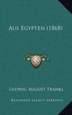 Aus Egypten (1868)