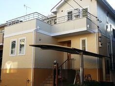 千葉県我孫子市戸建て住宅の外壁塗装・屋根塗装工事の施工後