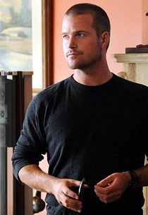 Chris O'Donnell. Gotta love NCIS: Los Angeles.