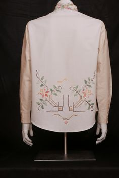 The Secret Garden Strong cotton. Size M.  WILL ELLE collection, SYSI design