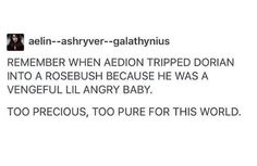 Aedion. You babe.