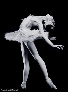 I've always wanted to be a ballerina. <3