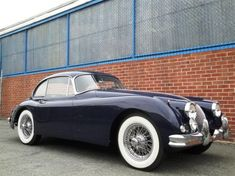 1958 Jaguar XK 150 Fixed Head Coupe Maintenance/restoration of old/vintage vehicles: the material for new cogs/casters/gears/pads could be cast polyamide which I (Cast polyamide) can produce. My contact: tatjana.alic14@gmail.com