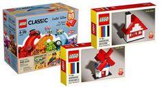 60ème anniversaire de la brique LEGO : quelques sets en édition limitée: Pour ceux qui ne le savent pas encore, cette année c'est le… #LEGO